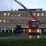 heising på taket
