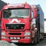 transport av containere
